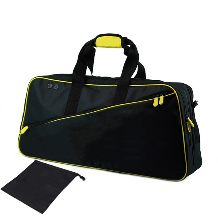 Eco-friendly OEM available pricing samples badminton sport racket bag