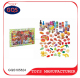 120pcs New item simulation plastic food Vegetable Fruit Game Toys Colorful Plastic Kitchen Food