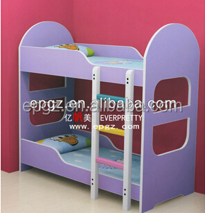 Ashley Low Height Wooden Bunk Bed Good Price Children Bunk Beds