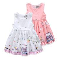 New Modern Beautiful Baby Girl Casual Dresses Of Baby Clothing