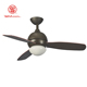 Best price 42 inch remote control wood ac ceiling fan with led light