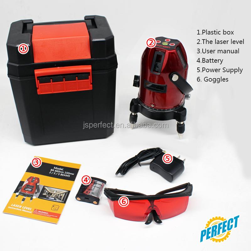 pas cher oem rouge rotatif 360 auto nivellement croix ligne laser niveau prix id de produit. Black Bedroom Furniture Sets. Home Design Ideas
