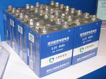 48v 120ah Supercapacitor Li Ion Battery Buy Hybrid