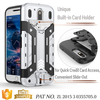 new arrival d2e60 bd9ef Fold Out Stand Credit Card Holder Mobile Phone Case For Moto G4 Plus Case -  Buy For Moto G4 Plus Case,Case For Moto G4 Plus,Phone Case For Moto G4 ...