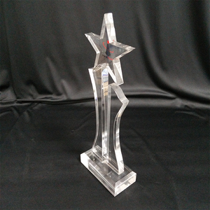 Clear Acrylic Engraved Trophy, Clear Acrylic Engraved Trophy