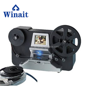 winait roll film scanner, super 8/8mm roll film digital video converter mp4 scanner