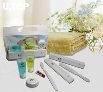 Disposable Travel Kit Toiletries Hotel Bathroom Toiletry Set