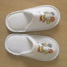 Children cotton slippers
