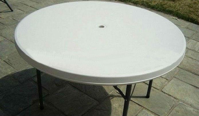Petite Table De Jardin Avec Trou Pour Parasol ~ Jsscene.com : Des ...