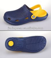 Attractive latest soft eva clogs men shoes