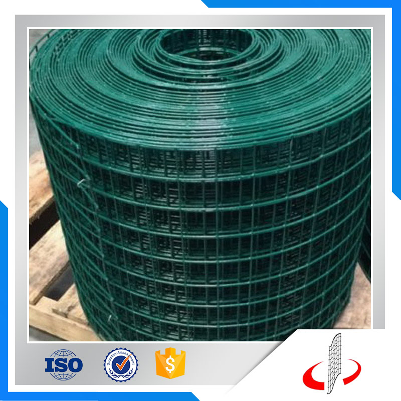Green Pvc Coated Or Galvanized Welded Wire Mesh Panels - Buy Welded ...