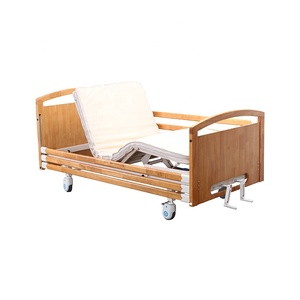 High Quality Two Function Home Crank Nursing Bed For Patient or Eldery