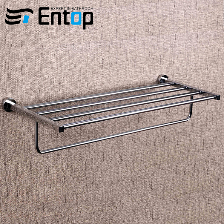 China Factory Direct Wholesale hotel style bath towel rack holder