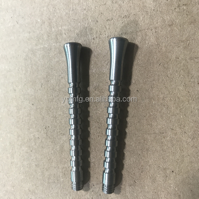 Hardware parts professional cnc lathe turning custom metal pin parts