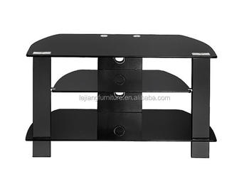 Small Size Tempered Gl Cable Box Dvd Player Shelf Tv Stand Lbtv145