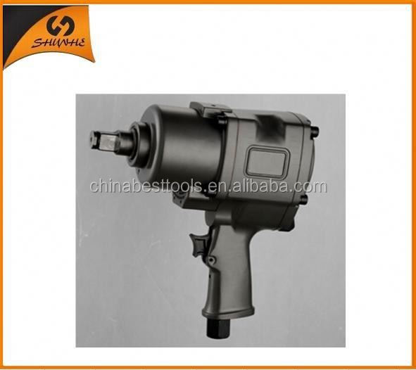 2015 high industrial-grade top saleing drive air impact wrench power tools