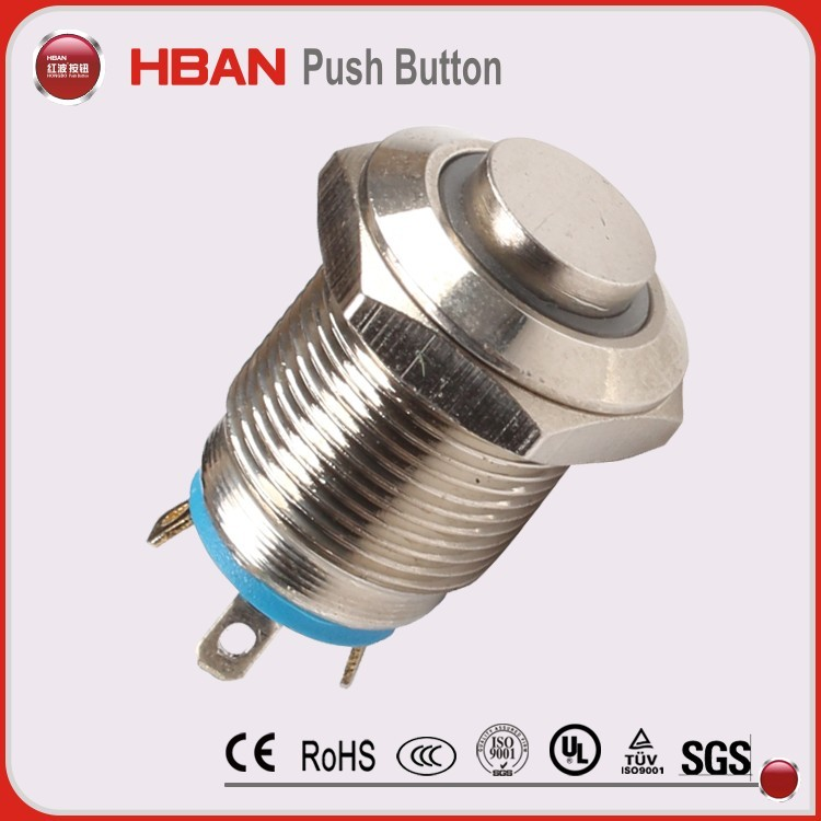waterproof momentary led automotive push on push off tact switch momentary push pull button switch