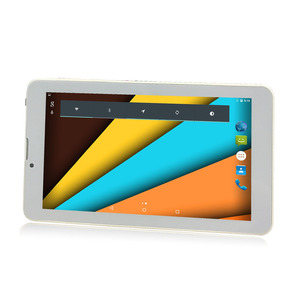 7 inch mtk8321 dual sim card firmware made in china competitive price  tablet pc