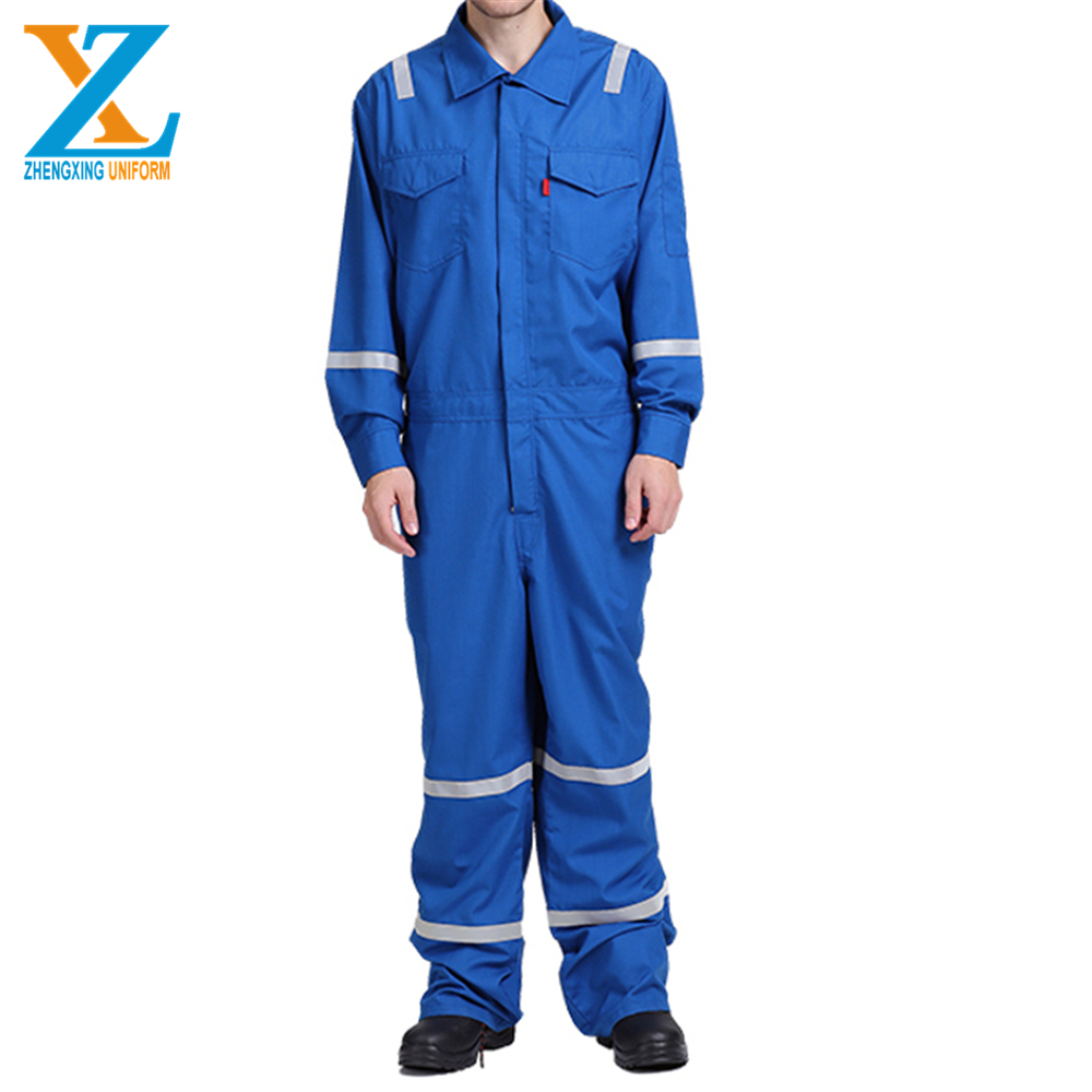 maintenance fire flame stop work wear coverall