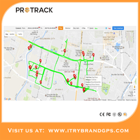 Realtime GPS Tracker Vehicle Car taxi/bus/car/truck gps/gprs/gsm tracking system with google map Tracking System TK103 Protrack
