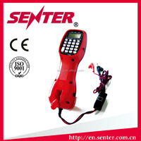 ST230 F Mini Telephone Line Tester Network Cable Tester Lineman Tester