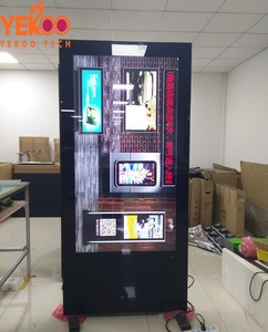 "75"" inch floor stand kiosk mall lcd billboard,full hd video download digital totem with internet"