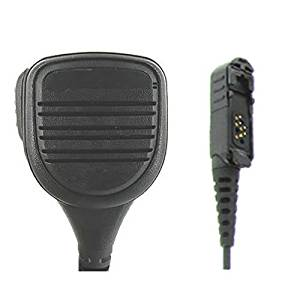 Valley Enterprises WPM-PM12 Waterproof Two-Way Radio Speaker Mic for Motorola XPR3300 and XPR3500