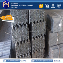 Fangya Angle Steel ! ms angle iron hot rolled top quality L shape angle steel bar
