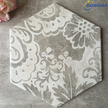 High Quality Cheap Floor Tiles Bangladesh Price Hexagonal Ceramic ...