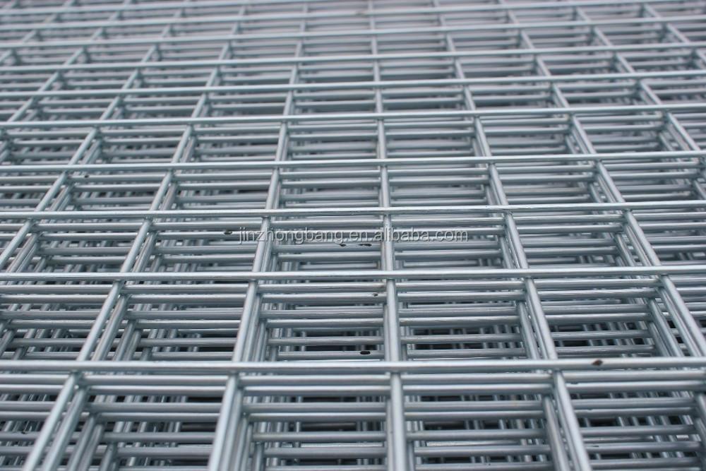 Heavy Gauge Galvanized Welded Wire Mesh Panel Panel Buy