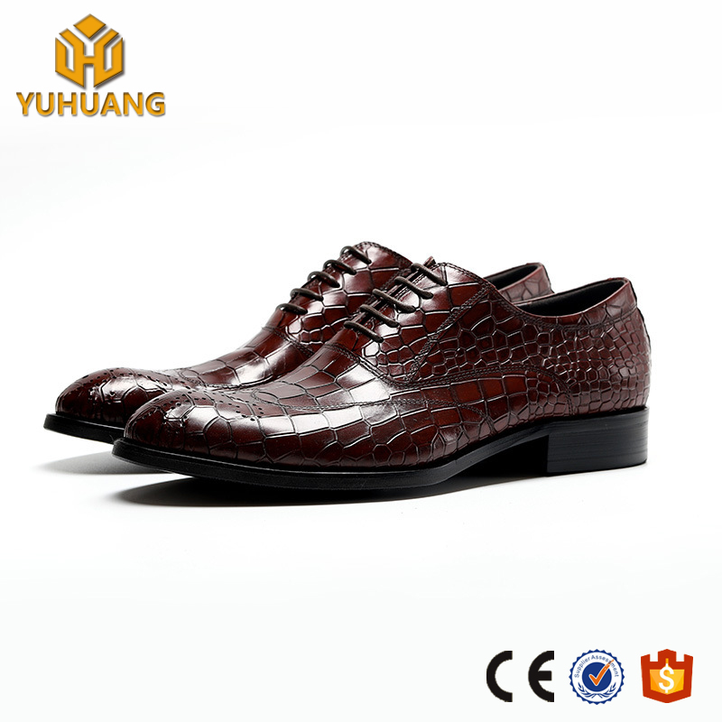 Leather Shoes Luxury Material Genuine Men Gender Dress Lining R6daFxqA