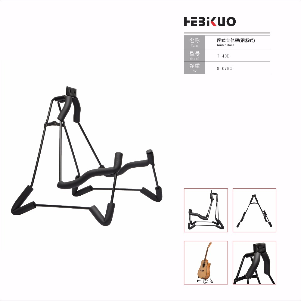 J-40D Foldable metal violin stand,ukulele /guitar stand cheaper