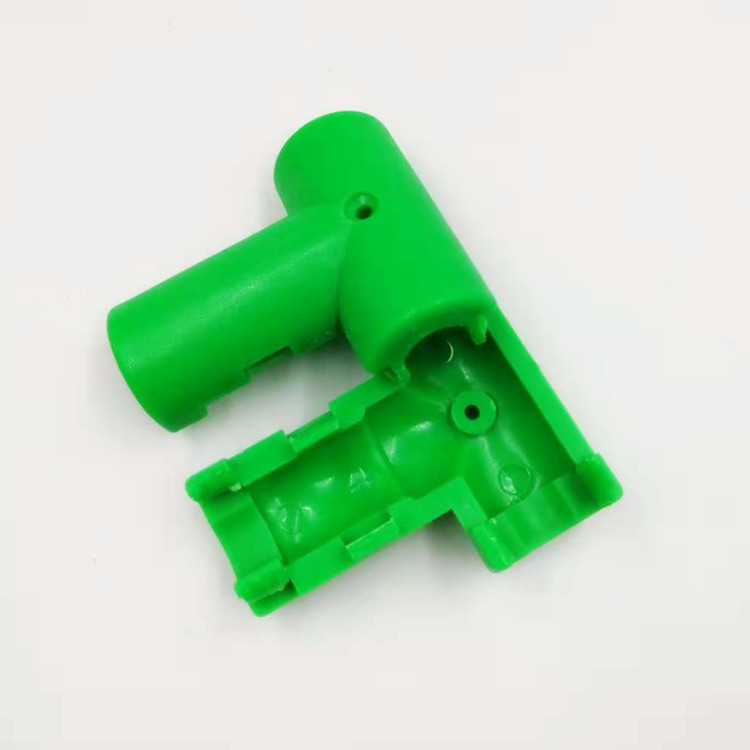Plastic cross connector plastic joint connector draad touw joint