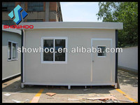 China cheap fiberglass steel prefabricated house wall panels in philippines