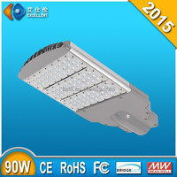 High power 90w led street lighting solar power enviroment friendly