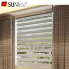 Wholesale China Factory Curtains Roman Shade 2019 Hot Sale Zebra Blinds