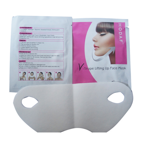 2017 new products v line face up mask facial mask supply