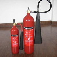 Co2 gas extinguisher