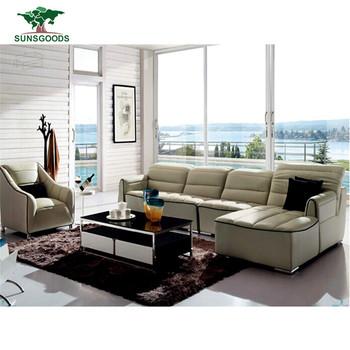 Whole Price European Corner Sofa