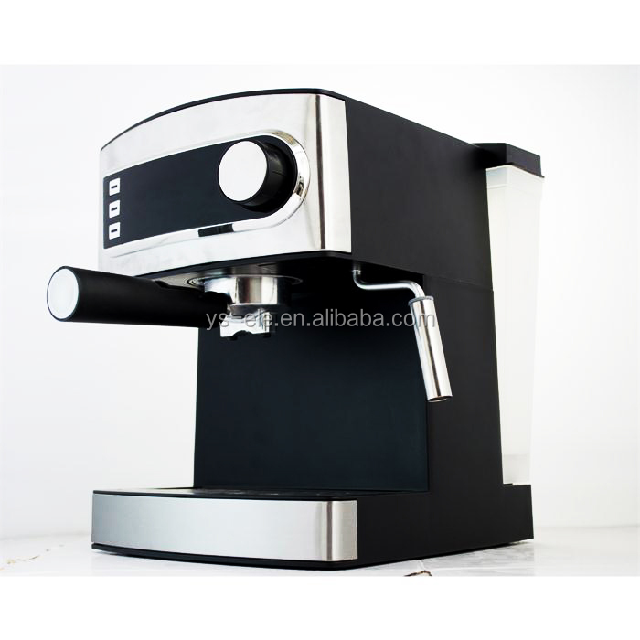 electronic type 15bar 1.6l automatic personalized coffee machine makers espresso machine parts