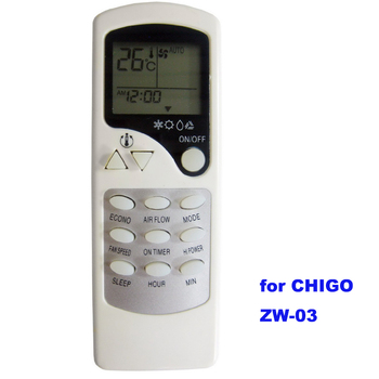 Universal Remote Control Chigo Zw 03 Air Conditioner