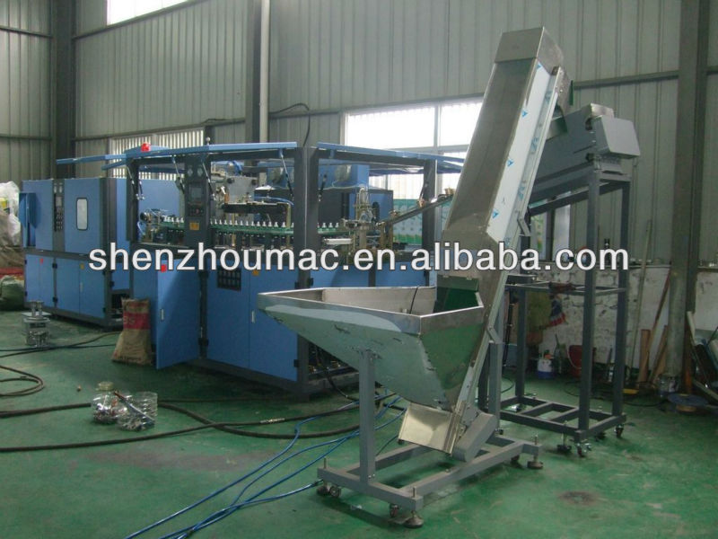 Chinese manufacturer blowing machine for pet preform