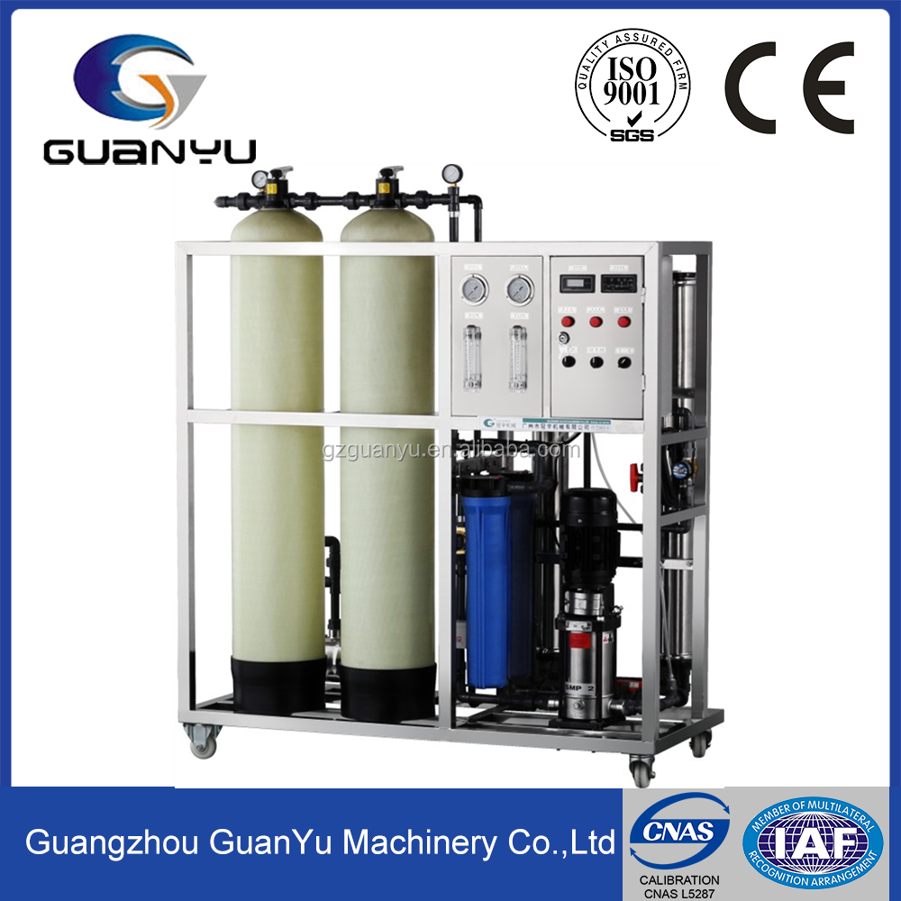 Reverse osmosis water system ro membrane making machine/auto ro water system