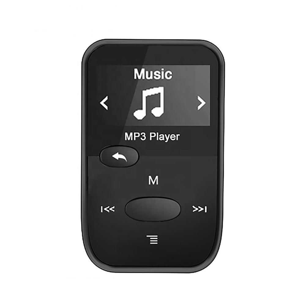 New Updated Model Bluetooth 4.2 Metal Touch Button Sports Music Player