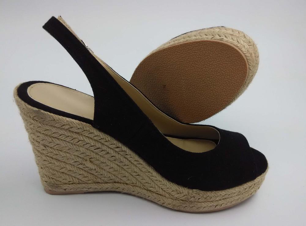 2016 femmes Avec Femmes Sandales Sandales Chine Marché Semelle Fabrication Chaussures Jute Médicale Compensée Sandale Buy W2EH9DYI