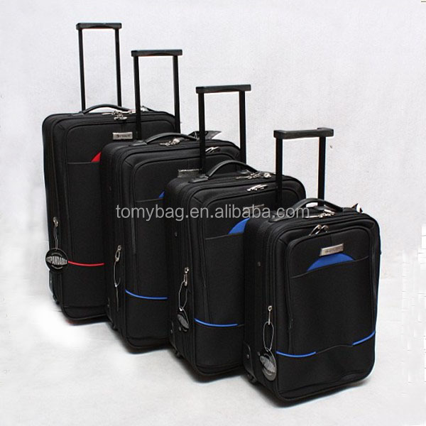 2014 new Stock travelmate trolley luggage