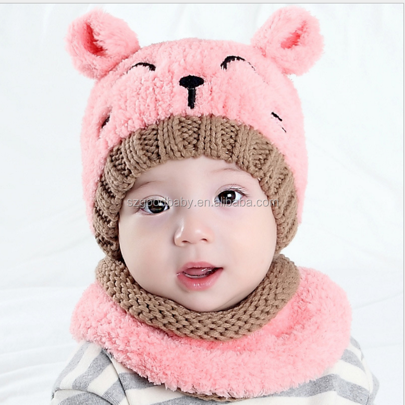 adorable knit cotton baby hat fancy baby hats hat baby