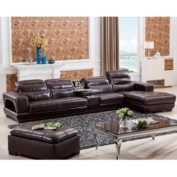 2017 Latest Hall Design Modern L Shape Sofa Furniture Living Room ...