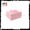 Custom plush excellent material cheap brown paper bags