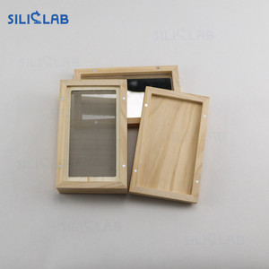 Siliclab Hot Sale Multipurpose Dry Herb Grind Tool Cigarette Tobacco Paper Rolling Tray